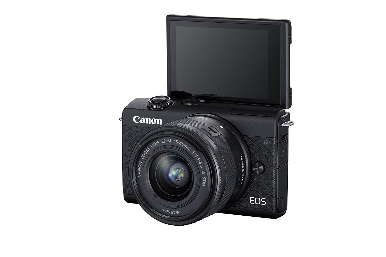 Canon EOS M200 Mirrorless